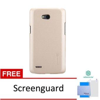 Nillkin Xiaomi Mi4 Super Frosted Shield Hitam Gratis Anti Gores - Daftar Update Harga Terbaru Indonesia