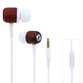 Harga IEPW061 Super Bass Hi-Fi Pure Music Audio Noise Canceling Stereo In-ear Earphone