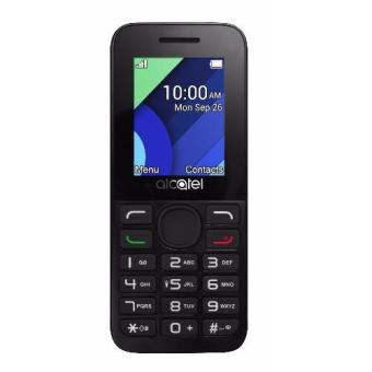 Harga Alcatel 1054D - Charcoal Grey