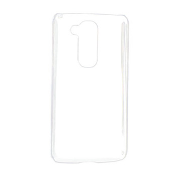 Harga Fang Fang Thin 20.6mm Soft TPU Plastic Transparent Back Cover for LG G2mini (Transparent)