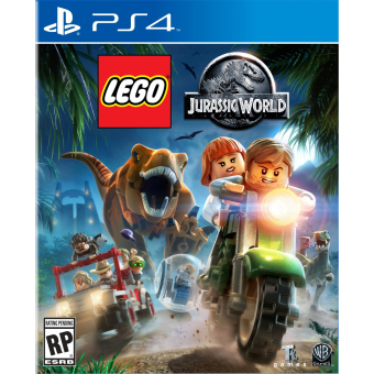 Harga Sony PS4 Game Lego Jurassic World