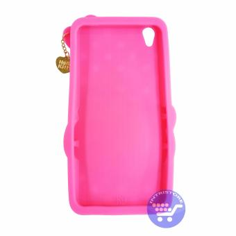 Intristore Line Brown 2 Soft Silicon Phone Case Oppo Neo 7 Best Source · A37 3