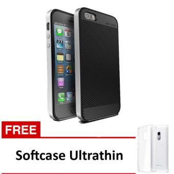 Harga Casing Procase Ipaky Untuk Apple Iphone 5 / 5s Neo Hybrid Series + Free Softcase Ultrathin