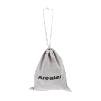 Arealer Storage Bag Portable Folding Cloth Bag for VR Glasses Speaker Headset Mini Projector Other Mobile Devices - Intl