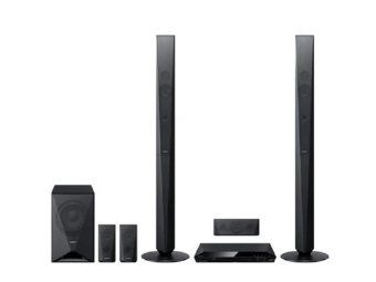 Sony Home Theater DAV-DZ650K - Hitam