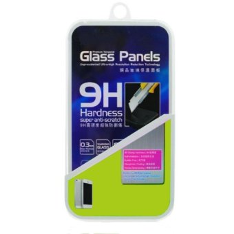 Harga QC Sony Xperia M2 Tempered Glass Anti Gores Kaca / Screen Protector / Screen Guard / Temper - Clear