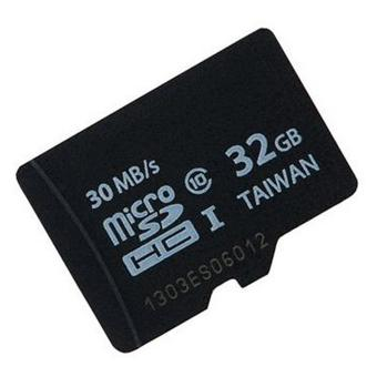 Harga HOT SALE original Micro SD Card 32GB Class 10 Memory Card TF Card Free SD Adapter with retail package - intl
