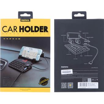 Harga REMAX Car Holder with Charger/ Dudukan Smartphone/ Enjoy Car Stand