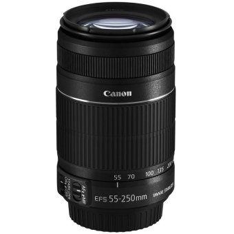 Harga Canon Lensa EF-S 55-250mm f/4-5.6 IS II - Canon Box