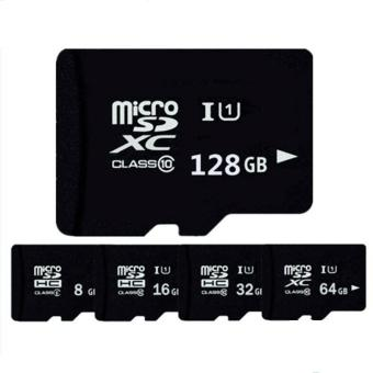Harga 128GB 128GB 128GB Micro SD Card & Memory Cards & Tf Card Class10 Microsd & Mini Sd Cards for Car - intl