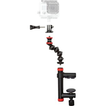 Harga Joby Action Clamp With Gorillapod Arm