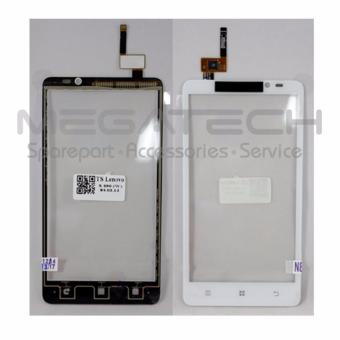 Touchscreen Lenovo S890 (White)