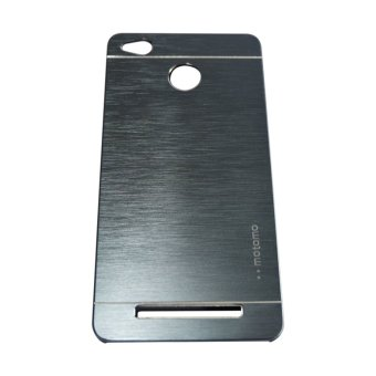 Motomo Xiaomi Redmi 3x Metal Hardcase / Metal Back Cover / Hardcase Backcase / Metal Case