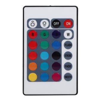 IR Remote Wifi Controller for 3528 5050 RGB LED Strip Light # 24 .