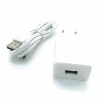 Harga Safe Charger Kabel USB for Infinix Hot Note (X551) - Putih