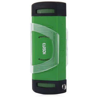 Harga Earson Portable Wireless Stereo Super Bass Bluetooth Speaker (Green)