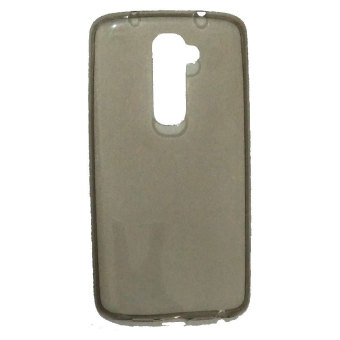 Harga Emco for LG G2 Hard Protective Guard Soft Rubber Ultra Fit Silicon Case - Abu-abu