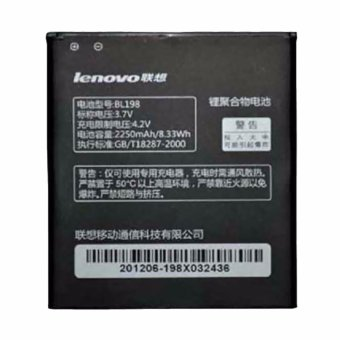 Harga Lenovo BL198 Original Battery for Lenovo S880/S920/S890/K860/A850/A859