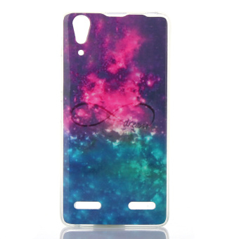 Harga Patterned IMD TPU Back Case for Lenovo A6000 - Infinite Dream