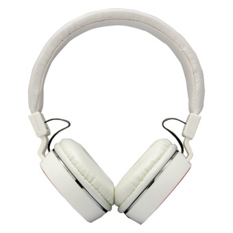 uNiQue Headset In EarMultimedia Headphone with Built-in Microphone TV-10 Putih