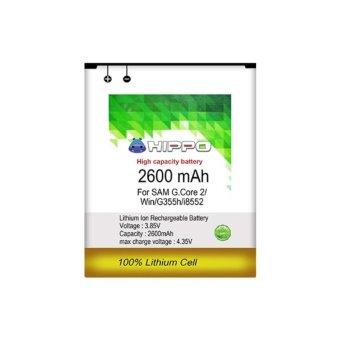 Intristore Zootopia Soft Silicon Phone Case Samsung Galaxy J1 Ace. Source · Baterai Hippo Double