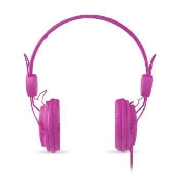 Harga SoundPlus Headphone Macaron - Orchid Purple