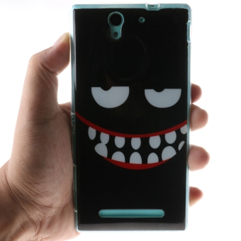 ... Multicolor Source · Slim Fit Soft TPU Protective Back Case For Sony Xperia C3 Smile