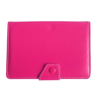 Mediatech Universal Leather Case 7 inch Tablet 02 Pink ...