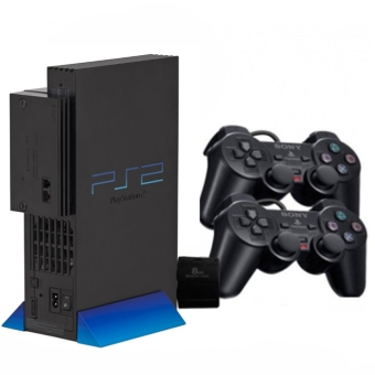 Sony Playstation 2 Ps2 Na Fat Hdd 120Gb Matrix