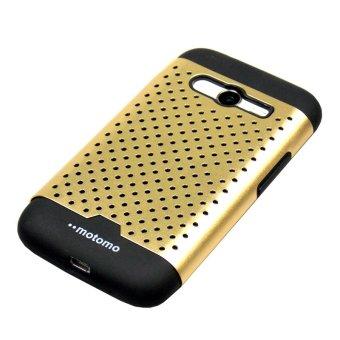 Motomo Hardcase Net Case for Samsung Galaxy V G313 Gold 2 .