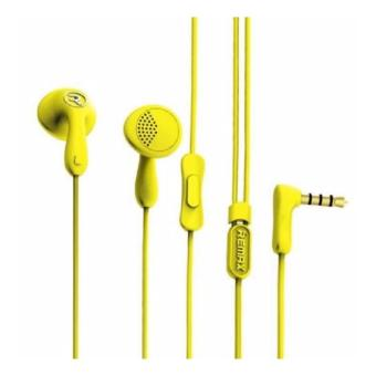 Harga Remax Headset 301 Candy - Kuning