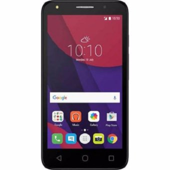 Harga Alcatel Pixi 4 5010D - 8GB - Volcano Black