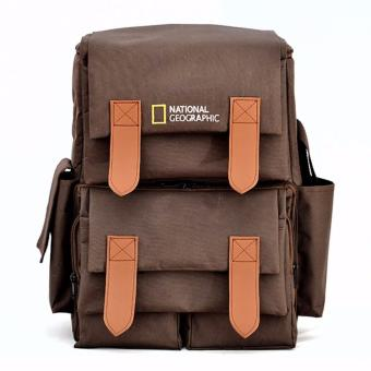 Harga Third Party Tas ransel National Geographic NGS3 Coklat