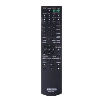 Replacement RM-AAU019 remote control For SONY Home Theater amplifier - intl