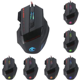 High Quality Mini portable Wireless Optical Gaming Mouse Mice For PC Laptop - intl