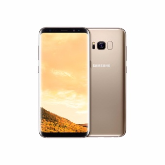 Harga Samsung Galaxy S8 Plus - 64GB - Gold
