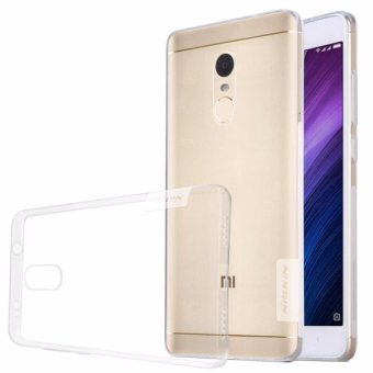 Nillkin Nature TPU case for Xiaomi Redmi Note 4X - Putih