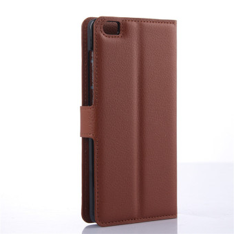 Xiaomi Mi6 Cases Source · Premium Leather Book Style Case Source Mix Black Intl Source Wallet