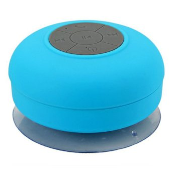 Harga Generic Portable Speaker Bluetooth Waterproof BTS-06 Blue