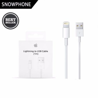Harga KABEL DATA / LIGHTNING CABLE ORIGINAL FOR APPLE IPHONE IPAD IPOD