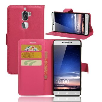 Wallet Flip Leather Case For Coolpad Cool1 / Letv LeEco Coolpad Cool1 Dual / Letv LeEco