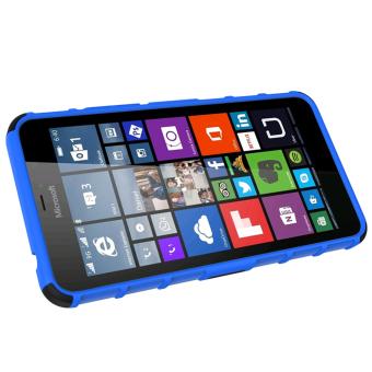 Foto Produk RUILEAN TPU PC berbatu yang sulit untuk kasus hibrida Microsoft Lumia .