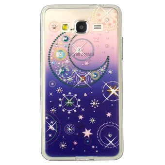Softcase Fuze Flower Swarovsky for Samsung Galaxy Young 2 G130 - Motif 7 ...