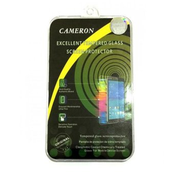 Harga Cameron Anti Gores Tempered Glass Samsung Tab 3 V - Clear