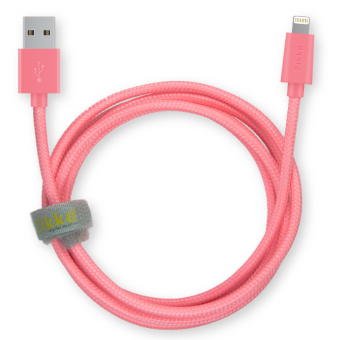 Zikko Lightning Cable Iphone SC 500 - Pink