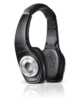 Harga Denon AHNCW 500 Bluetooth Headphone-Hitam