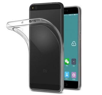 Detail Gambar Ume TPU Soft Case Casing Cover for Xiaomi Mi5c - Transparan Terbaru