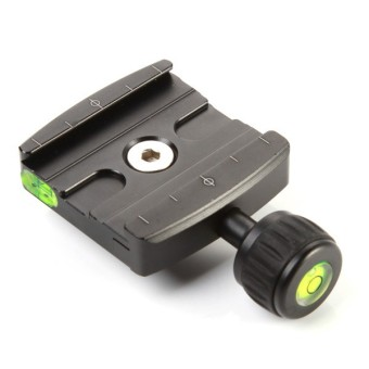 Quick Release Plate Clamp Compatible with Arca SWISS Benro Tripod Ball Head QR-50