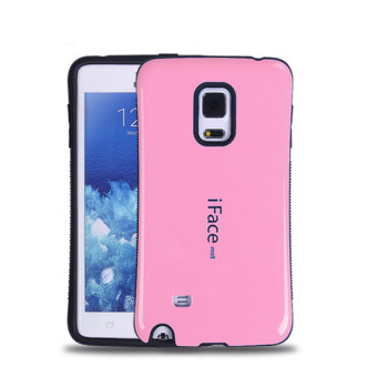 iFace Heavy-Duty Shockproof Hard Case for Samsung Note Edge N9150 (Pink)