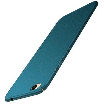 "For Xiaomi Mi 5C 5.15"" inch Case 360 Full Protection Matte Hard Plastic Slim Back"